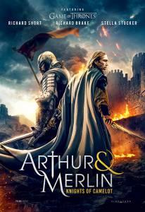 1 121 206x300 - دانلود فیلم Arthur and Merlin Knights of Camelot 2020 با زیرنویس فارسی