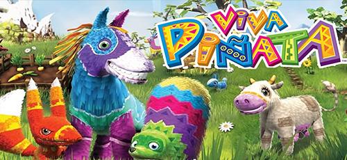 1 37 - دانلود بازی Viva Pinata برای PC