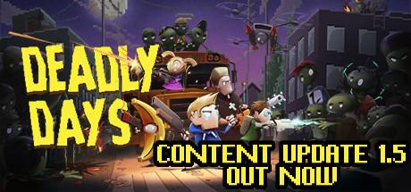 1 39 - دانلود بازی Deadly Days برای PC