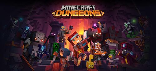 1 42 - دانلود بازی Minecraft Dungeons برای PC