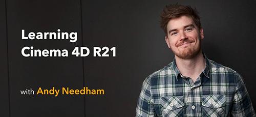 15 - دانلود Lynda Learning Cinema 4D R21 آموزش سینما فوردی آر21