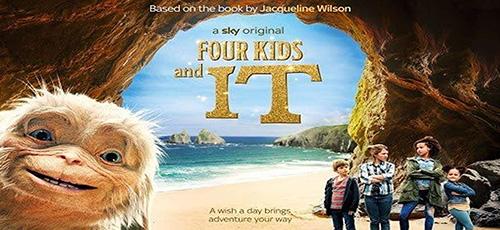 2 14 - دانلود فیلم Four Kids And It 2020 با زیرنویس فارسی