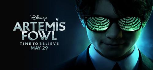 2 5 - دانلود فیلم Artemis Fowl 2020 با دوبلهفارسی