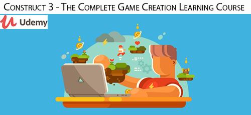 5 9 - دانلود Udemy Construct 3 - The Complete Game Creation Learning Course آموزش کامل ساخت بازی با کانسترکت 3