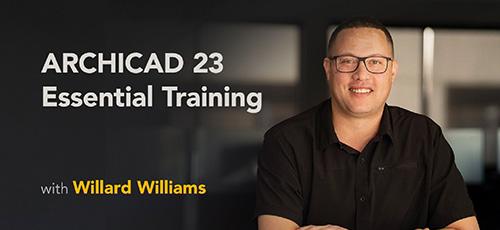 7 11 - دانلود Lynda ARCHICAD 23 Essential Training آموزش نرم افزار آرشیکد 23