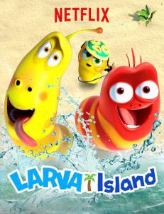 1 34 231x300 - دانلود انیمیشن The Larva Island Movie 2020 با دوبله فارسی