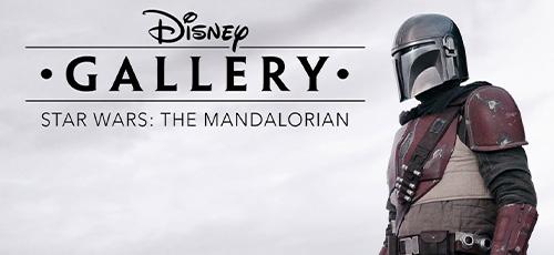 دانلود مستند Disney Gallery: The Mandalorian 2020 دیزنی گالری