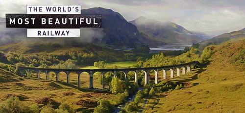 دانلود مستند The Worlds Most Beautiful Railway 2020 زیباترین راه آهن جهان