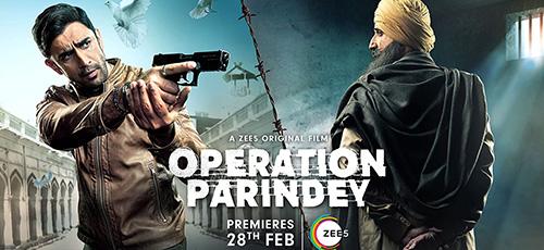2 17 - دانلود فیلم Operation Parindey 2020 با زیرنویس فارسی