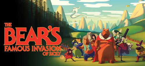 2 25 - دانلود انیمیشن The Bears' Famous Invasion of Sicily 2019 با دوبله فارسی