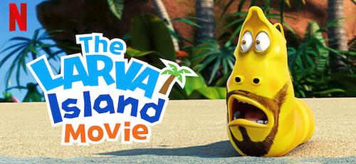 2 26 - دانلود انیمیشن The Larva Island Movie 2020 با دوبله فارسی