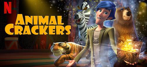 2 56 - دانلود انیمیشن Animal Crackers 2017 با دوبله فارسی