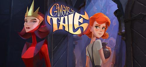 3 19 - دانلود انیمیشن Ginger's Tale 2020 با دوبله فارسی