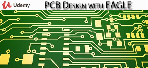 4 13 - دانلود Udemy PCB Design with EAGLE آموزش طراحی پی سی بی با ایگل
