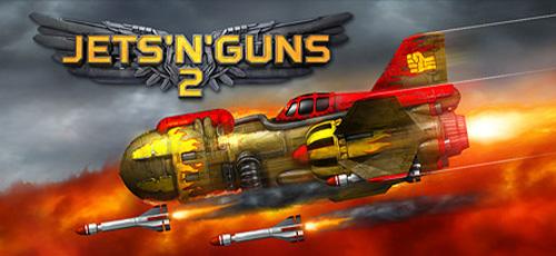 1 107 - دانلود بازی Jets n Guns 2 برای PC