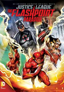 1 25 208x300 - دانلود انیمیشن Justice League: The Flashpoint Paradox 2013 با دوبله فارسی