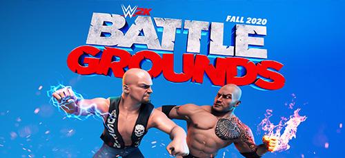 1 77 - دانلود بازی WWE 2K Battlegrounds برای PC
