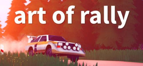 1 90 - دانلود بازی art of rally برای PC