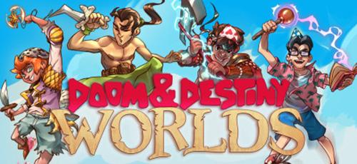 1 94 - دانلود بازی Doom and Destiny Worlds برای PC