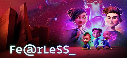 2 21 - دانلود انیمیشن Fearless 2020 با دوبله فارسی