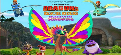 2 24 - دانلود انیمیشن Dragons: Rescue Riders: Secrets of the Songwing 2020 با دوبله فارسی