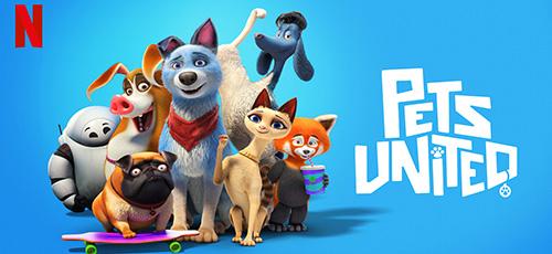 2 67 - دانلود انیمیشن Pets United 2019 با دوبله فارسی