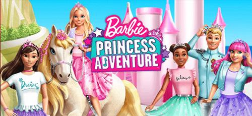 22 1 - دانلود انیمیشن Barbie Princess Adventure 2020
