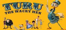 22 222x100 - دانلود انیمیشن Turu, the Wacky Hen 2019 با دوبله فارسی