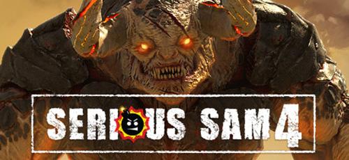 1 1 - دانلود بازی Serious Sam 4 برای PC