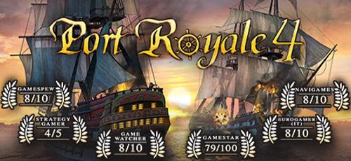 1 10 - دانلود بازی Port Royale 4 برای PC
