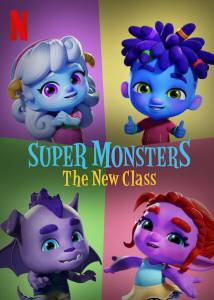 1 20 214x300 - دانلود انیمیشن Super Monsters: The New Class 2020