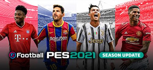1 22 - دانلود بازی eFootball PES 2021 برای PC
