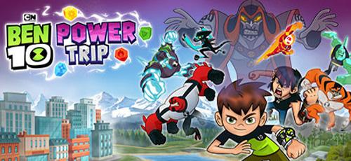 1 73 - دانلود بازی Ben 10 Power Trip برای PC