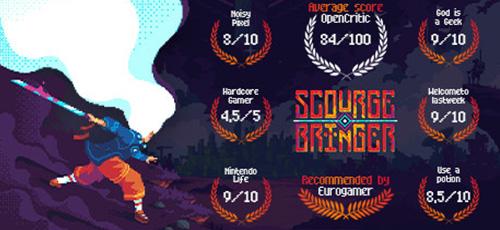 1 77 - دانلود بازی ScourgeBringer برای PC