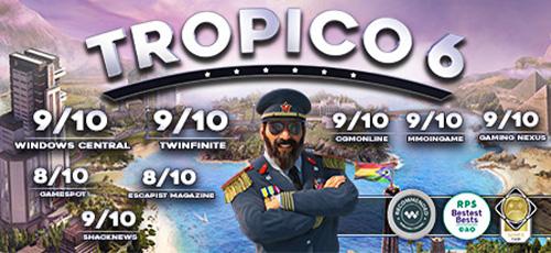 1 95 - دانلود بازی Tropico 6 برای PC