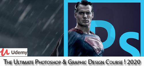 10 3 - دانلود Udemy The Ultimate Photoshop & Graphic Design Course ! 2020 آموزش بی نهایت فتوشاپ و طراحی های گرافیکی