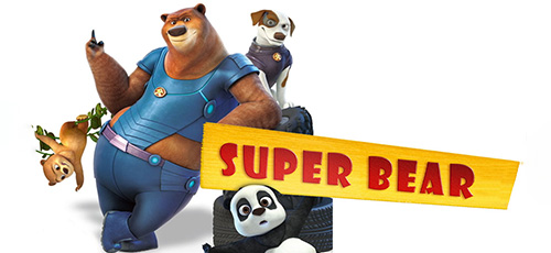 2 48 - دانلود انیمیشن Super Bear 2019