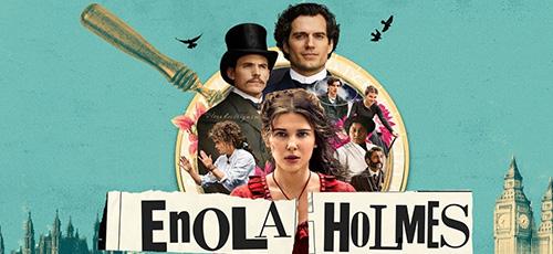 2 5 - دانلود فیلم Enola Holmes 2020 با دوبله فارسی