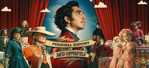2 50 - دانلود فیلم The Personal History of David Copperfield 2019 دوبله فارسی