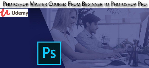 6 50 - دانلود Udemy Photoshop Master Course: From Beginner to Photoshop Pro آموزش مقدماتی تا پیشرفته تسلط بر فتوشاپ