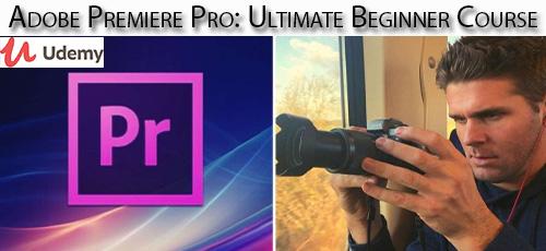 8 5 - دانلود Udemy Adobe Premiere Pro: Ultimate Beginner Course آموزش مقدماتی ادوبی پریمایر پرو