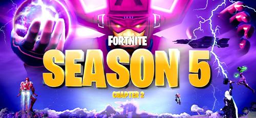 1 107 - دانلود بازی آنلاین Fortnite v15.21 – Chapter 2 Season 5 برای PC