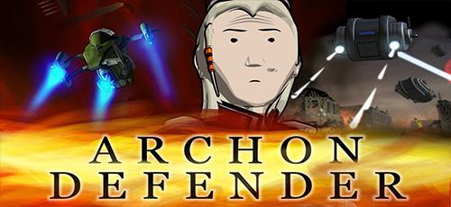1 16 - دانلود انیمیشن Archon Defender 2009
