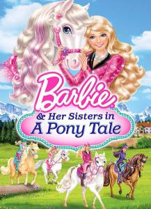 1 19 217x300 - دانلود انیمیشن Barbie and Her Sisters in a Pony Tale 2013