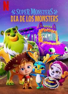 دانلود انیمیشن Super Monsters: Dia de los Monsters 2020 با دوبله فارسی انیمیشن مالتی مدیا