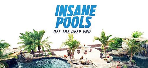 1 4 - دانلود مستند Insane Pools Off the Deep End Specials 2020 استخرهای دیوانهوار