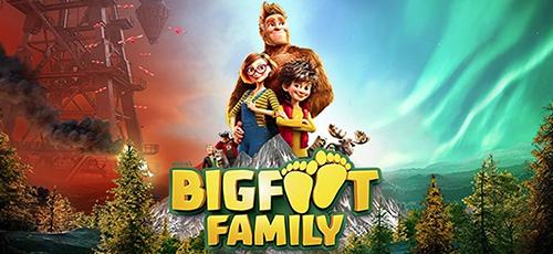 1 41 - دانلود انیمیشن Bigfoot Family 2020 با دوبله فارسی