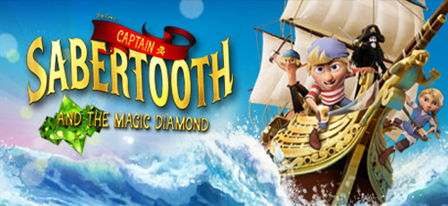 1 75 - دانلود بازی Captain Sabertooth and the Magic Diamond برای PC