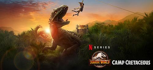 1 97 - دانلود انیمیشن Jurassic World: Camp Cretaceous 2020 فصل اول با زیرنویس فارسی