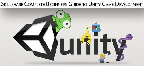 11 - دانلود Skillshare Complete Beginners Guide to Unity Game Development آموزش کامل مقدماتی توسعه بازی با یونیتی